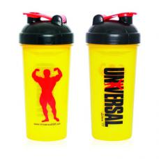 Universal Shaker 700 ml yellow