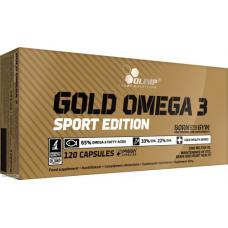 Gold Omega-3 SPORT (120 капсул) Olimp Labs
