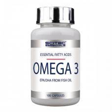 Omega-3 (100 капсул) Scitec Nutrition