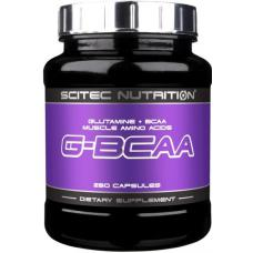 G-BCAA (250 капсул) Scitec Nutrition