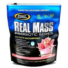 Real Mass Probiotic Series Gaspari Nutrition 2700 грамм