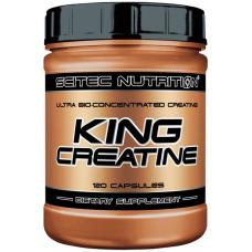 King Creatine (120 капсул) Scitec Nutrition