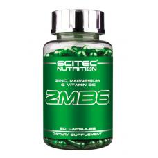 ZMB6 (60 капсул) Scitec Nutrition