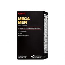 GNC Mega Men 180 каплет
