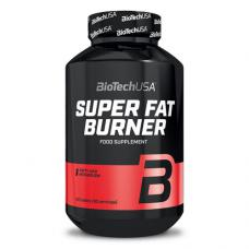 Super Fat Burner BioTech USA 120 таб.